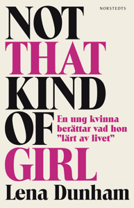 Not That Kind of Girl Cover Book
