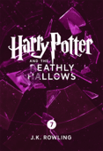 Harry Potter and the Deathly Hallows (Enhanced Edition) Book Cover