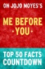 Me Before You by Jojo Moyes - Top 50 Facts Countdown
