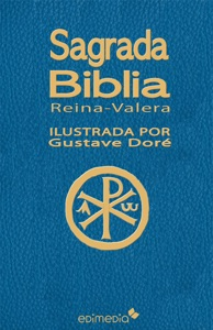 Sagrada Biblia Ilustrada por Gustave Doré Book Cover