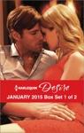 Harlequin Desire January 2015 - Box Set 1 Of 2