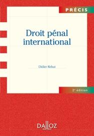 Droit P Nal International
