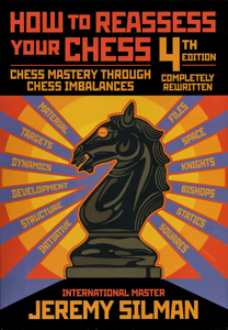 How to Reassess Your Chess, 4th Edition Boekomslag
