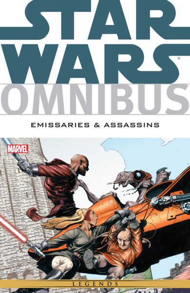 Star Wars Omnibus Emissaries and Assassins
