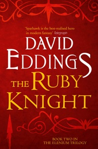 The Ruby Knight Book Cover