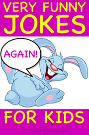 Very Funny Jokes for Kids Again book