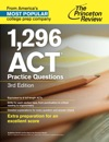 1296 ACT Practice Questions 3rd Edition