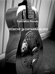 Tecniche di Chitarra Blues Copertina del libro