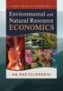 Environmental and Natural Resource Economics: An Encyclopedia
