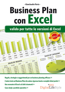 Business Plan con Excel Copertina del libro