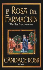 La rosa del farmacista Book Cover