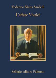 L'affare Vivaldi Copertina del libro