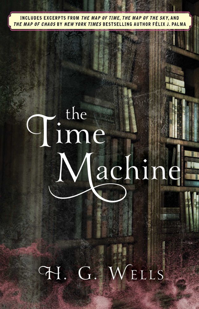 summary of the time machine by h g