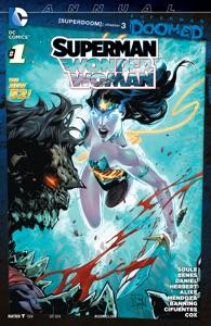 Superman/Wonder Woman Annual (2014-) #1