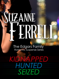 The Edgars Family Romantic Suspense Series - Suzanne Ferrell book summary
