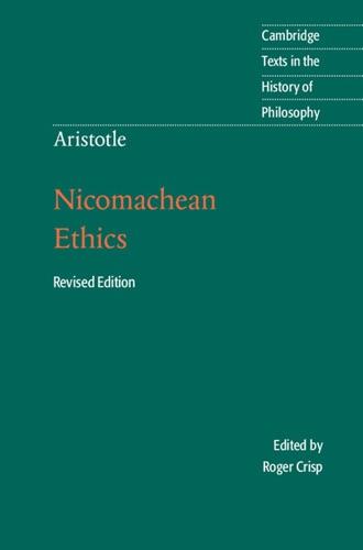 Aristotle: Nicomachean Ethics: Revised Edition