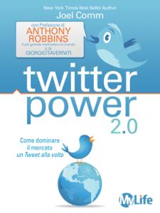Twitter power Copertina del libro
