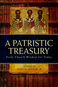 A Patristic Treasury La couverture du livre martien