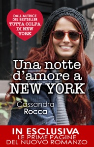 Una notte d'amore a New York Book Cover