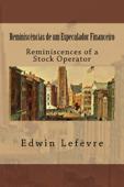 Reminiscências de um Especulador Financeiro Book Cover