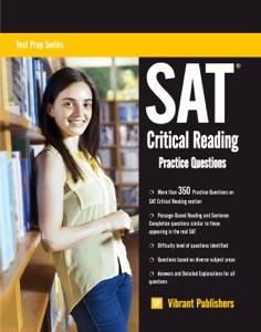 SAT Critical Reading Practice Questions