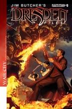 Jim Butcher's The Dresden Files: War Cry #3