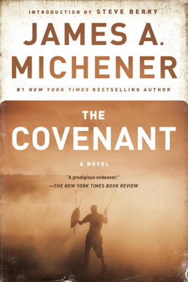 The Covenant - James A. Michener & Steve Berry book