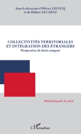 Collectivit S Territoriales Et Int Gration Des Trangers