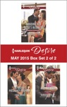 Harlequin Desire May 2015 - Box Set 2 Of 2
