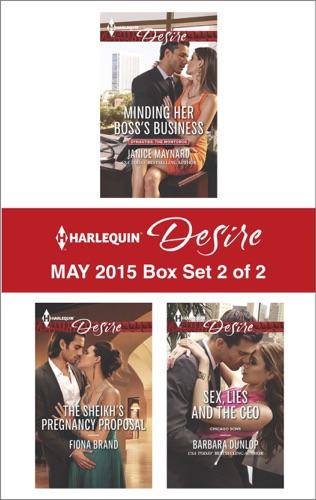 Janice Maynard, Fiona Brand & Barbara Dunlop - Harlequin Desire May 2015 - Box Set 2 of 2