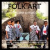 FOLK ART LANDSCAPES  SEASCAPES