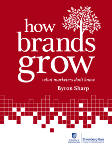 How Brands Grow Libro Cover
