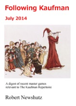 Following Kaufman: July 2014