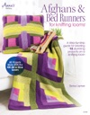 Afghans  Bed Runners For Knitting Looms