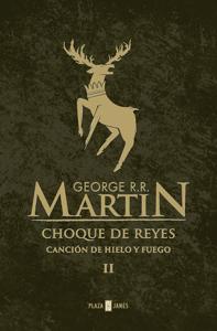 Choque de reyes (Canción de hielo y fuego 2) Book Cover