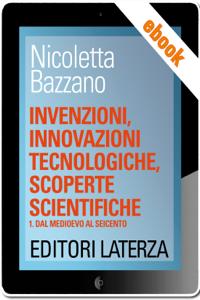 Invenzioni, innovazioni tecnologiche, scoperte scientifiche Libro Cover