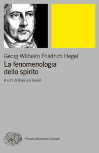La fenomenologia dello spirito Copertina del libro