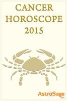 Cancer Horoscope 2015 By AstroSage.com
