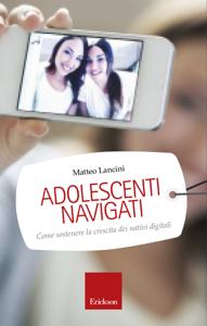 Adolescenti navigati Copertina del libro