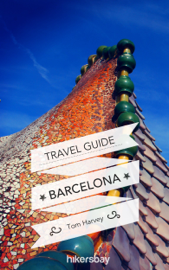 Barcelona Travel Guide and Maps for Tourists book