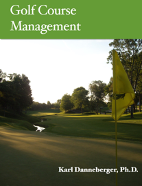 Golf Course Management book