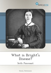 Download and Read Online What is Bright's Disease?