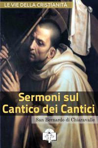Sermoni sul Cantico dei Cantici Libro Cover