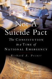 Not a Suicide Pact book