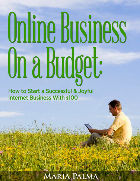 Online Business On a Budget: How to Start a Successful & Joyful Internet Business With $100