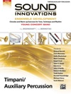 Sound Innovations For Concert Band Ensemble Development For Young Band - TimpaniAuxiliary Percussion