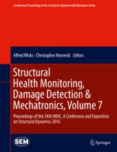 Structural Health Monitoring, Damage Detection & Mechatronics, Volume 7