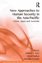 New Approaches To Human Security In The Asia-Pacific