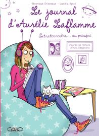 Le Journal d'Aurélie Laflamme - Tome 1 - Extraterrestre… ou presque !