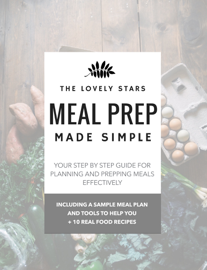 Meal Prep Made Simple book